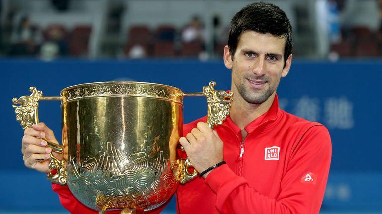 Djokovic: beat Nadal in China, a year after overcoming Jo-Wilfried Tsonga