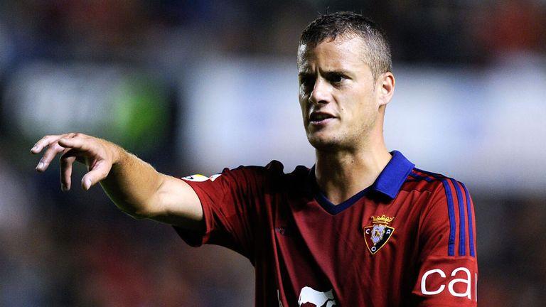 Oriel Riera: Transfer target for Wigan