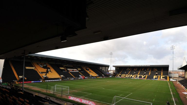 Meadow Lane: Home to Notts County