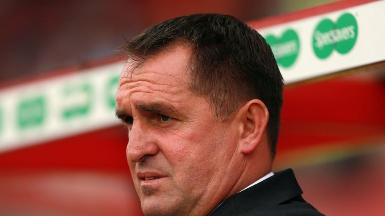 Martin Allen: Gutted to lose Gills job