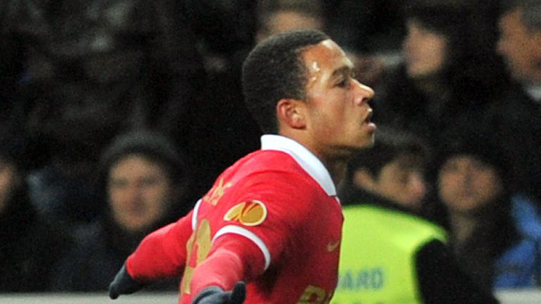 Memphis Depay: Scored the winner for PSV