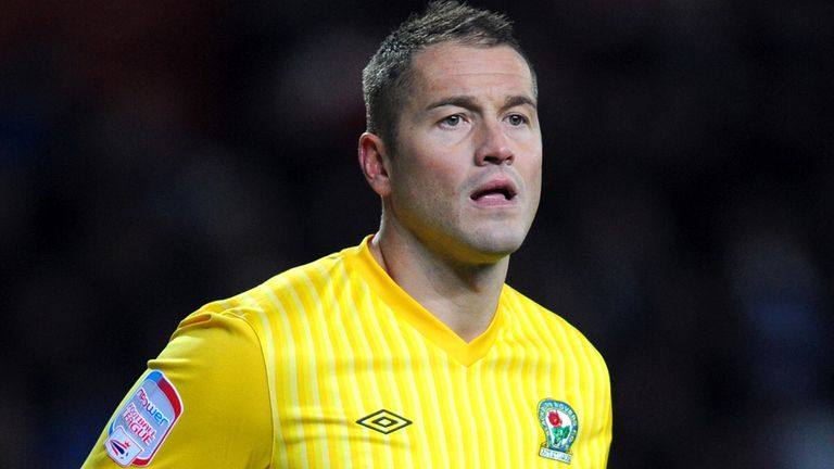Paul Robinson: On his way back after blood clot scare