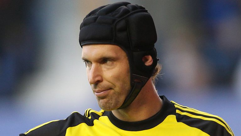 Petr Cech: Left annoyed by his own mistake