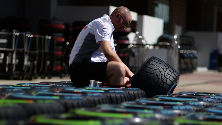 Pirelli: Will test its wet-weather tyres at Jerez