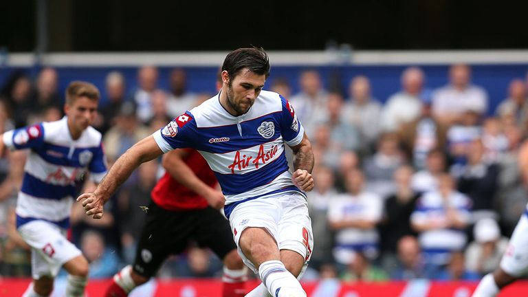 Charlie Austin: Scored twice, once from the spot, to earn QPR win over Barnsley
