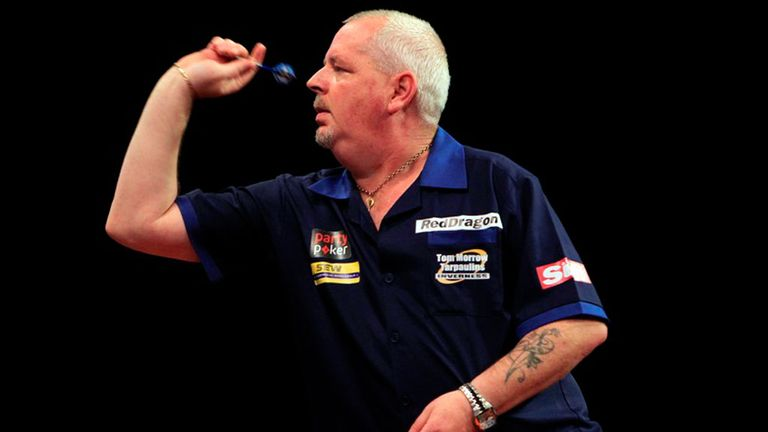 Robert Thornton beat Jamie Cavern 6-5