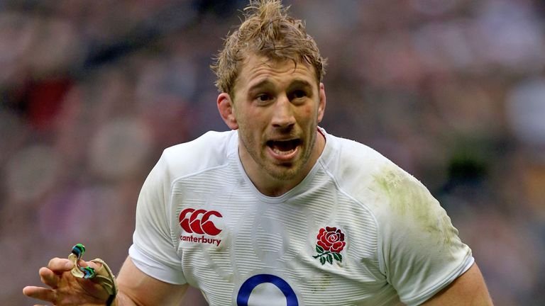 Robshaw: right man for the job