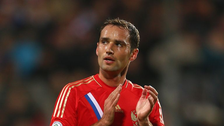 Roman Shirokov: Russia captain ruled out of the World Cup