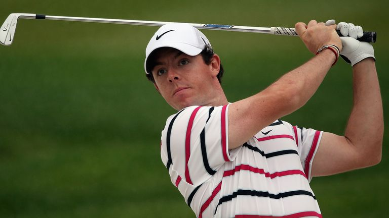 Rory McIlroy: Happier with his game and pleased to be defending Dubai title