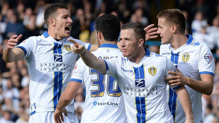 Ross McCormack: Leeds' Scottish striker was a summer target for Middlesbrough