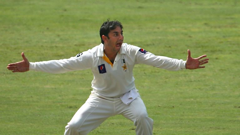 Saeed Ajmal: Returning to Worcestershire in 2014