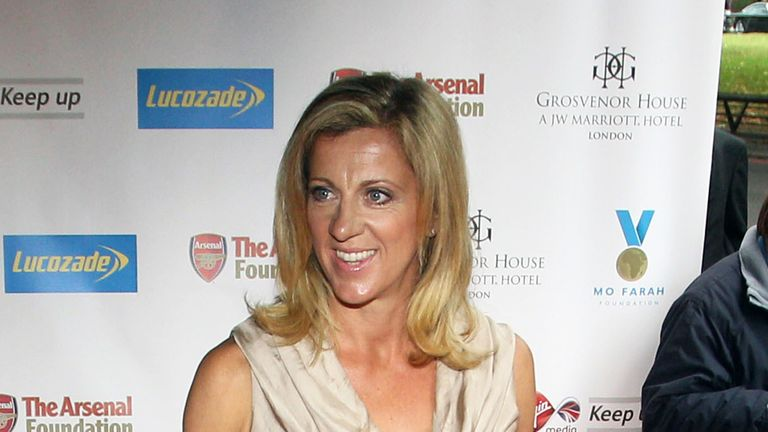 Sally Gunnell: New role on Sport England board