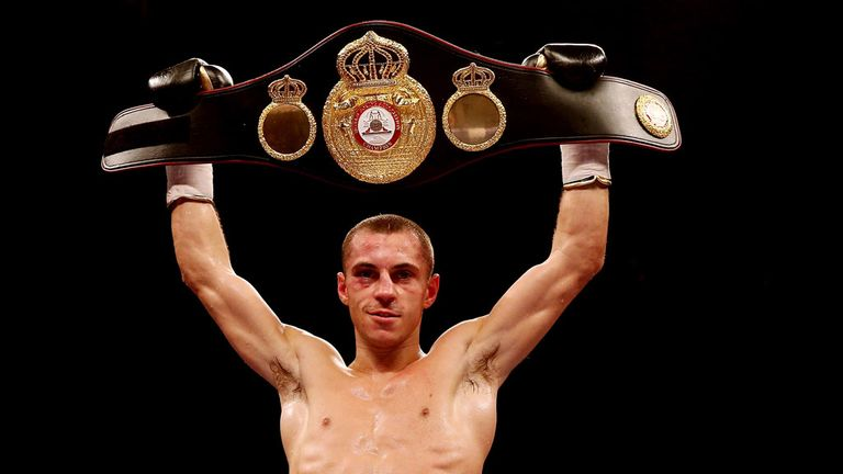 Scott Quigg: Will defend his WBA title on the Froch-Groves undercard