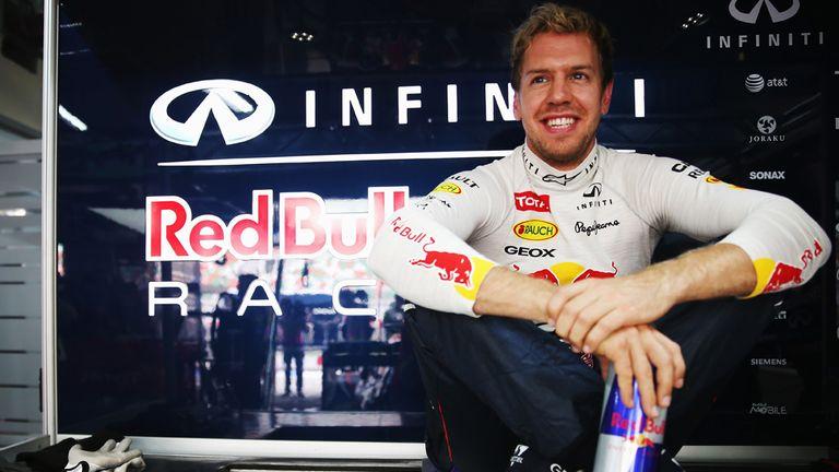 Sebastian Vettel: A perfect start to his big weekend on the timesheet