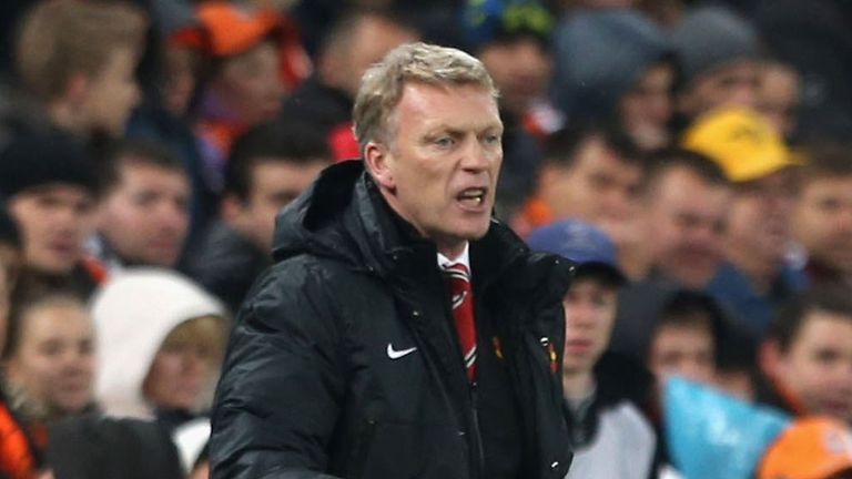 David Moyes: Defended United's decision to pick him as manager