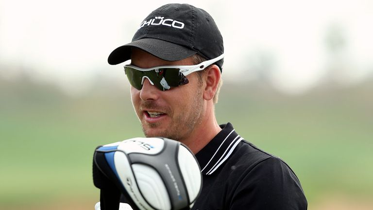 Henrik Stenson: Sun City date for Sweden's No 1 golfer