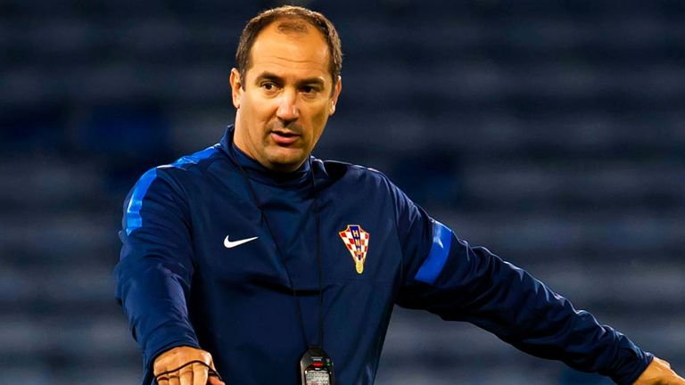 Igor Stimac: Croatia boss rates Scotland counterpart Gordon Strachan