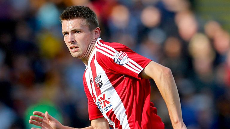 Stuart Dallas: New deal at Griffin Park
