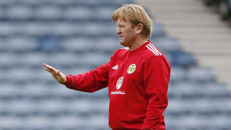 Motherwell manager Stuart McCall praises his team