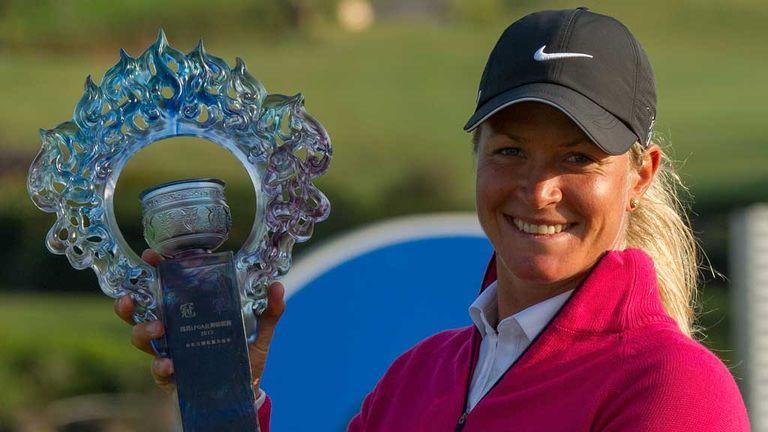 Suzann Pettersen: Fourth LPGA Tour victory of the season