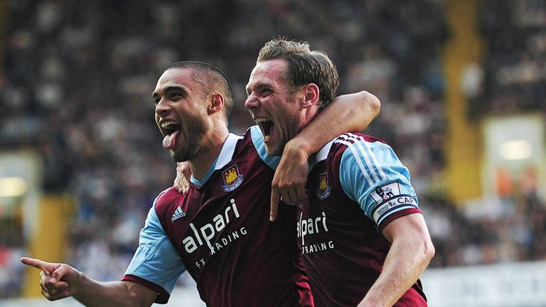 West Ham were shock 3-0 winners at White Hart Lane on Sunday