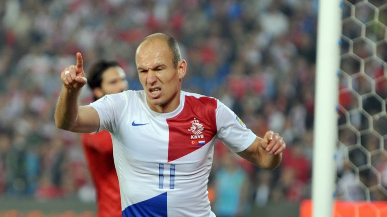 Arjen Robben: 'It is clear that we need to take many steps'