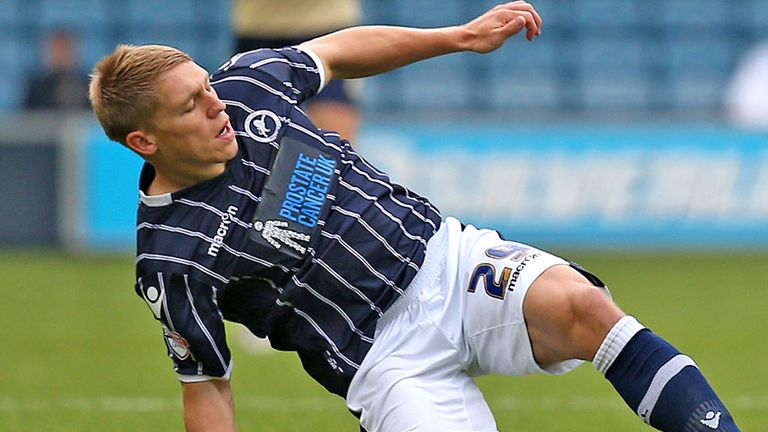 Martyn Waghorn: Will be a January transfer target for Millwall