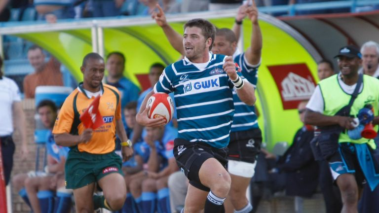 Willie le Roux: The full-back is included as the Cheetahs squad