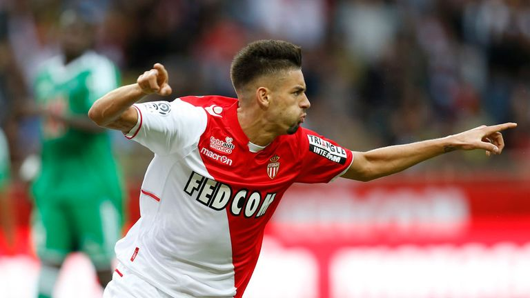 Yannick Ferreira Carrasco: On target in Monaco win