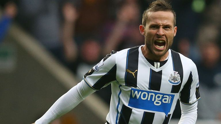Yohan Cabaye: Will evaluate his future in the summer