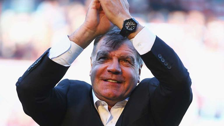 Sam Allardyce: Hoping for no post-break letdown on Saturday