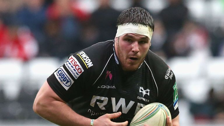 Ryan Bevington: Available for the Ospreys this weekend