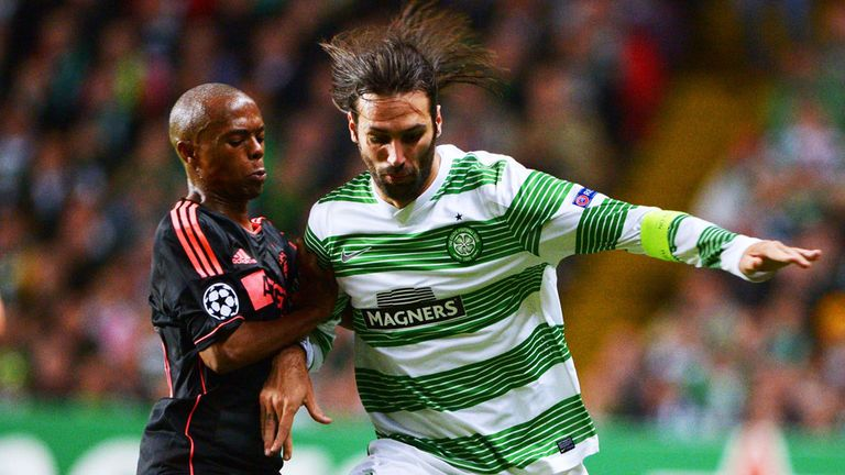 Georgios Samaras: Talks open over new deal