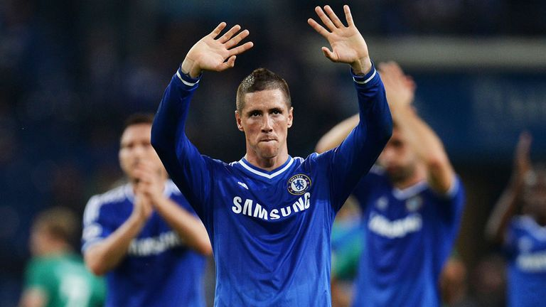 Fernando Torres: Has helped Chelsea to bounce back from slow start in Europe