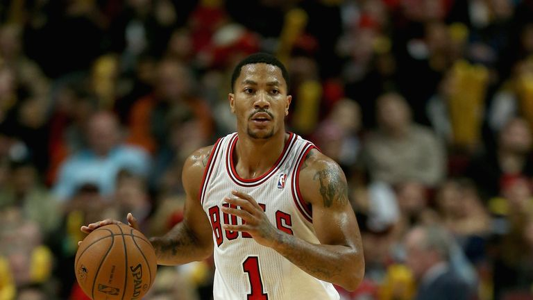 Derrick Rose: Finally returns after more than a year on the sidelines