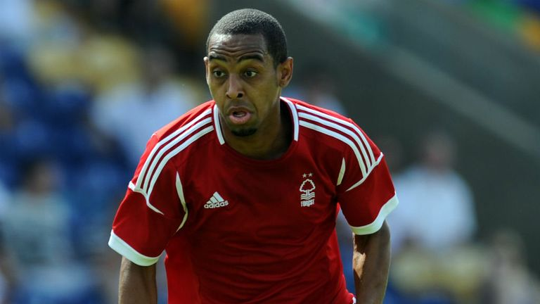 Dexter Blackstock: Has had to return to Forest after season-ending injury