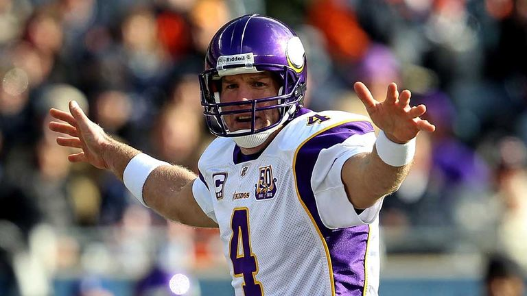 Brett Favre: No interest in return to NFL with the Rams