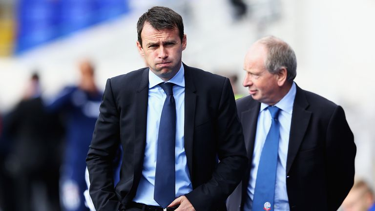 Dougie Freedman: Tips Bolton side for big things