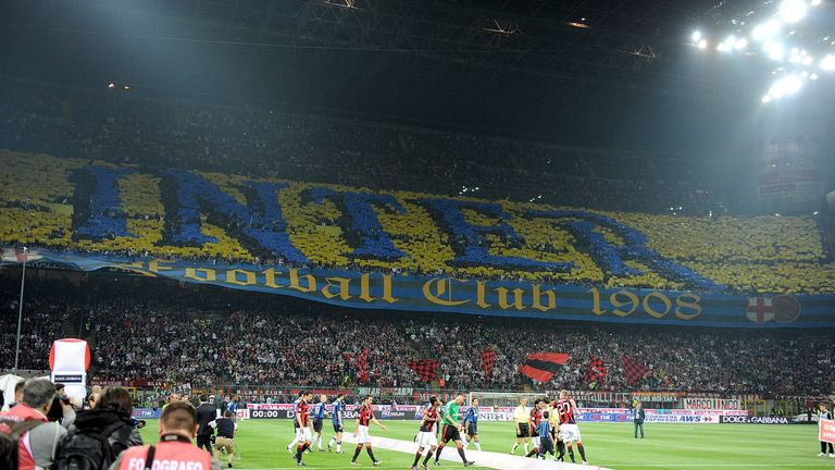 Inter Milan: Expected to spend during the winter transfer window