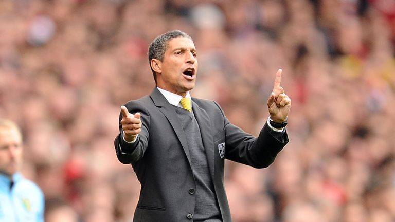 Chris Hughton: Frustrated with result but happy with performance
