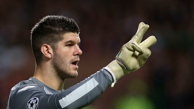 Fraser Forster: Likely to leave Parkhead should the right offer arise