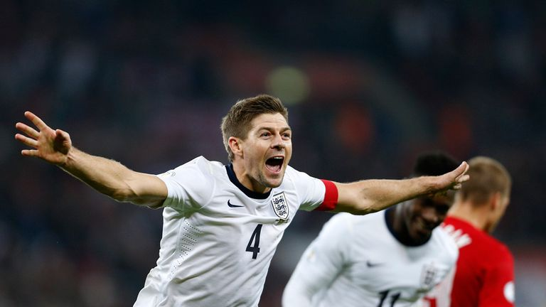 Steven Gerrard: Captain Fantastic earns the praise of Nick Collins