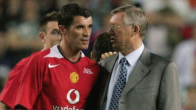 Roy Keane: Merse was shocked by Ferguson's comments about the former United skipper