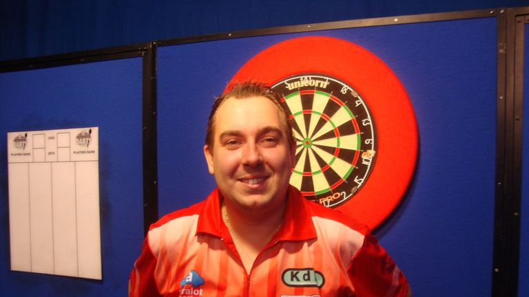 Kim Huybrechts: Belgian celebrates his Group Eight victory