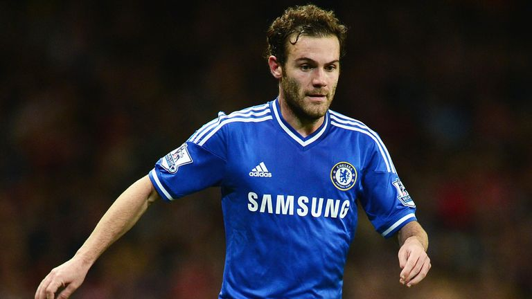 Juan Mata: The Chelsea star believes England could win the World Cup