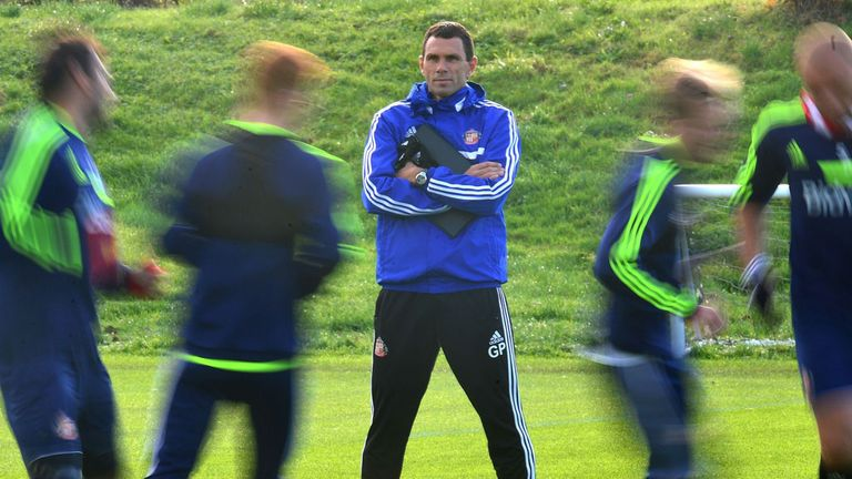 "Gus Poyet: Warned his players of a ""nightmare"" 48 hours ahead of Swansea game"