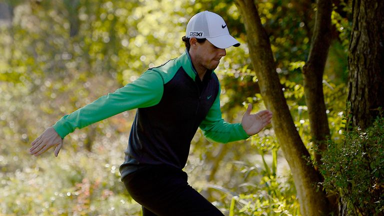 Rory McIlroy: Opening round of 70 in Korea 'not too bad'
