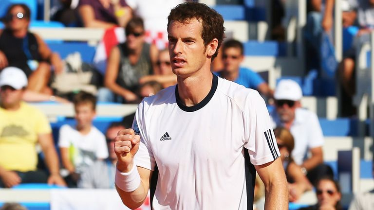 Andy Murray: Yet to return following back surgery