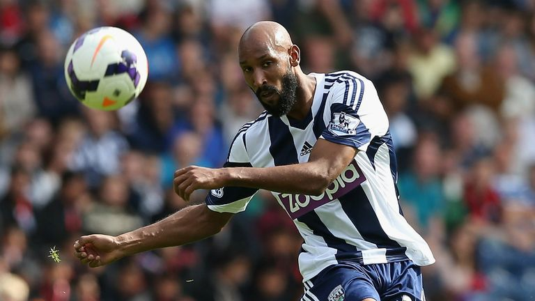 Nicolas Anelka: At centre of FA probe after gesture at Upton Park on 28 December