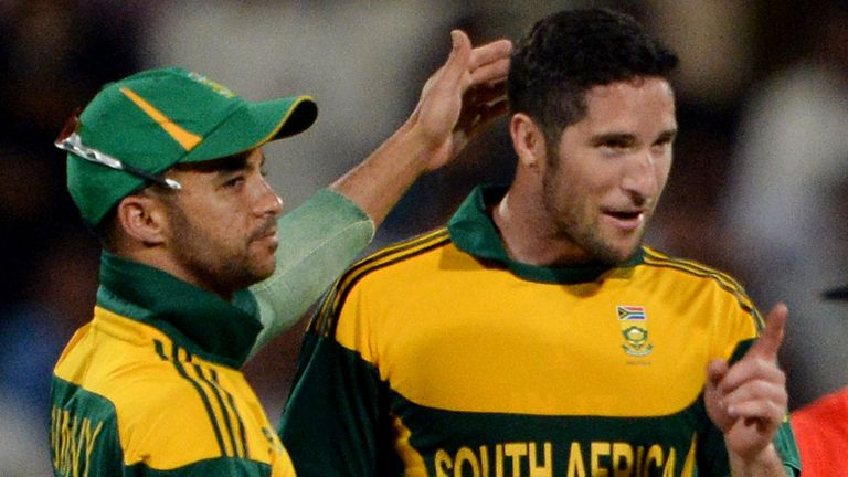 Wayne Parnell: Called into South Africa Test squad